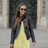 Fourth look of Milan Fashion Week