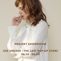 PROJEKT SHOWROOM X USE UNUSED – THE LAST POP-UP STORE