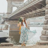 Polo Ralph Lauren - Romantic and festival look