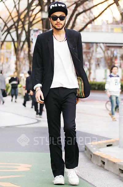 e64e50edad Már régen írtam férfidivatról, így felmentem a kedvenc japán utcai divat  oldalamra a Style-arena-ra. Tudom, hogy a magyar utcai öltözködéstől távol  állnak ...