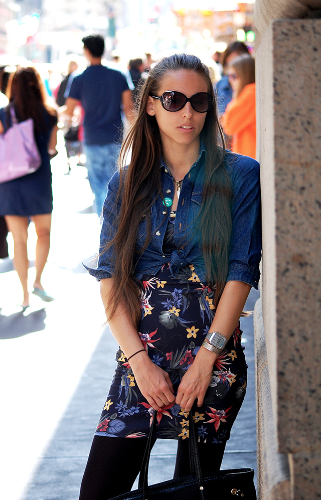 Memories from New York Fashion Week - Soho - Festy in style cad10626f9
