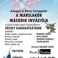 Arkagyij és Borisz Sztugackij:  A marslakók második inváziója