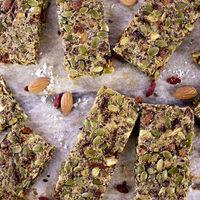 Csoki helyett csak ezt: az 5 legfinomabb házi nut bar