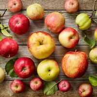 Ha ősz, akkor almás finomságok - egészségesen!
