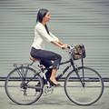 Ha biciklivel jársz munkába, tovább élsz!