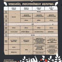 FISZ tábor 2015 - részletes program!