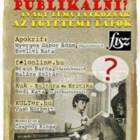 FISZ Klub: Hol kezdjünk publikálni?