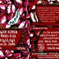 Vers+Filc - Tóth Kinga versplakát-kiállítása