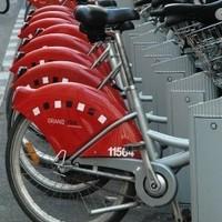 Lyon - kötelező a kerékpár!