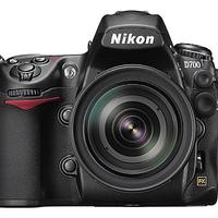 Technika: Nikon D700