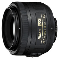 Új objektív: Nikkor AF-S 35mm F/1.8G DX
