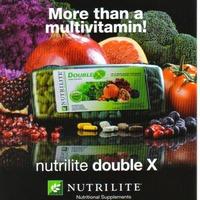 Nutrilite Double X /multivitamin/