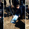 Vizitdíj-automatát temettek