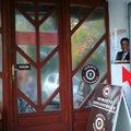 Maffiaállam: a fia trafikján hirdeti magát a fideszes polgármester
