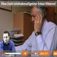 Orbán jedi módra kommunikál?