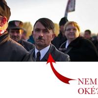 A Jobbik nem náci csak Hitlert élteti