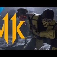 Mortal kombat 11 trailer!