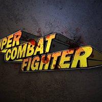 SUPER COMBAT FIGHTER!- retro paródia játék