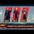 Street Fighter V: Resident Evil és karácsonyi jelmezek érkeznek!