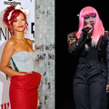 Rihanna feat Nicki Minaj – 'Raining Men'