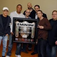 Eminem átvette az 'Artist Of The Decade' díjat