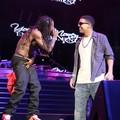 Lil Wayne ft. Drake- Right Above It (Radio Rip)