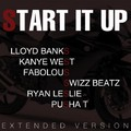 Lloyd Banks ft. Kanye West, Fabolous, Swizz Beatz, Ryan Leslie & Pusha T – Start It Up (bővített változat)