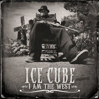 Ice Cube 'I Am The West' Album Borító