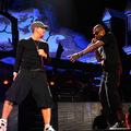Jay-Z, Eminem, Kanye West, Nicki Minaj,Beyonce és Drake a Yankee Stadionban