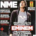 Eminem 'Recovery'-je Még mindig Az Első + NME Címlap