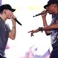 Eminem a Comerica Parkban..(második nap)