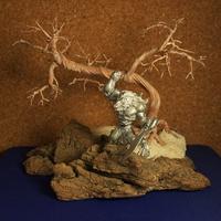 Wolfen Predator of Blood Dioráma