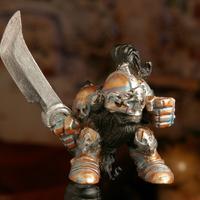 Khor warrior páncél (speed paint :))
