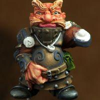 Dwarf Armourer jelenlegi állapota...