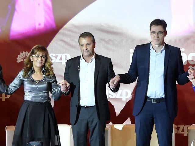 Kieshet a Parlamentből az MSZP, ha berobog a varsói gyors