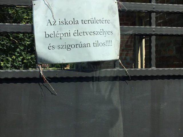 Egy képben minden a magyar közoktatásról