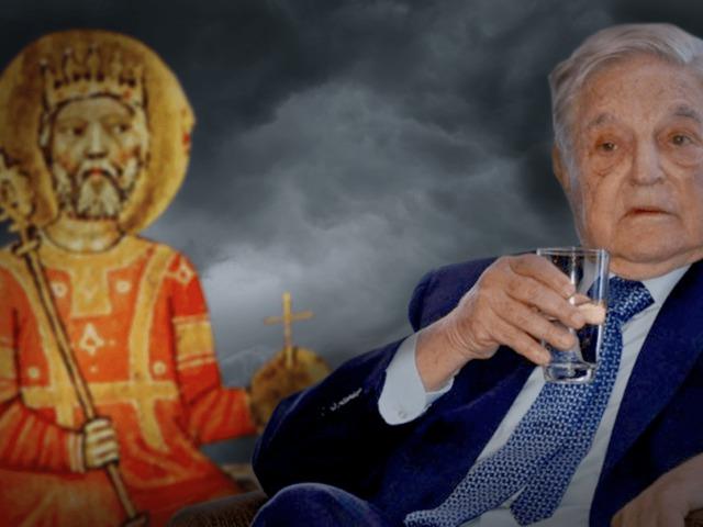 I. (Szent) István harca Soros Györggyel - Augusztus 20-ai bejegyzzés