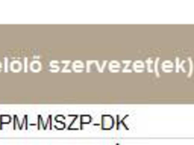 Soproni nemakarjukösszegyurcsányoznimagunkat Tamás nemrég még DK-s jelölt volt