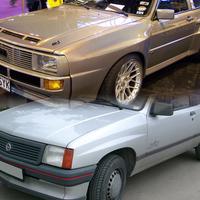 Opel Corsa Sport Quattro