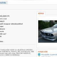 Egy sikertelen BMW projekt vége