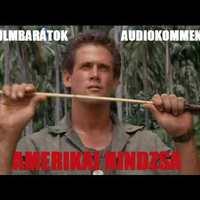 Filmbarátok Audiokommentár: Amerikai nindzsa