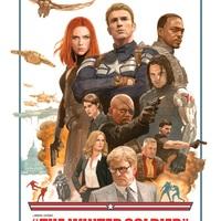 Amerika Kapitány - A tél katonája (2014) revisited (2019)