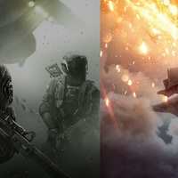 Call of Duty: Infinite Warfare VS Battlefield 1 (PS4)