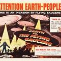 A repülő csészealjak támadása (1956)