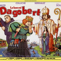 Tini Scal Nagy Filmjei - A pajzán Dagobert király (1984)