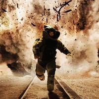 Bombák földjén