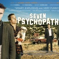 Seven Psychopaths poszter és előzetes