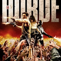 A La Horde francia zombifilm posztere és képek a filmből