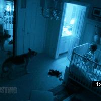 Az első kép a Paranormal Activity 2-ből