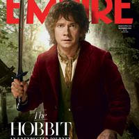 A Hobbit az Empire címlapján